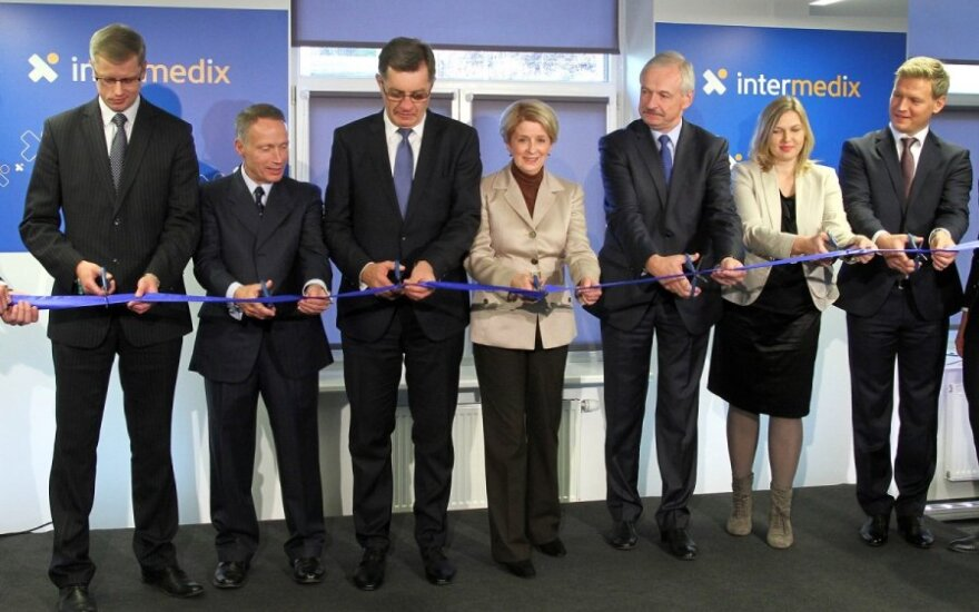 US company Intermedix officially opens service centre in Kaunas