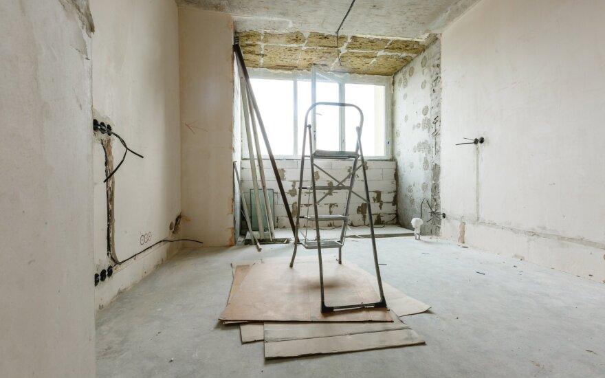 """Seimas tobulina statybas, ekspertai įspėja: miestai gali apaugti """"būdelėmis"""""""