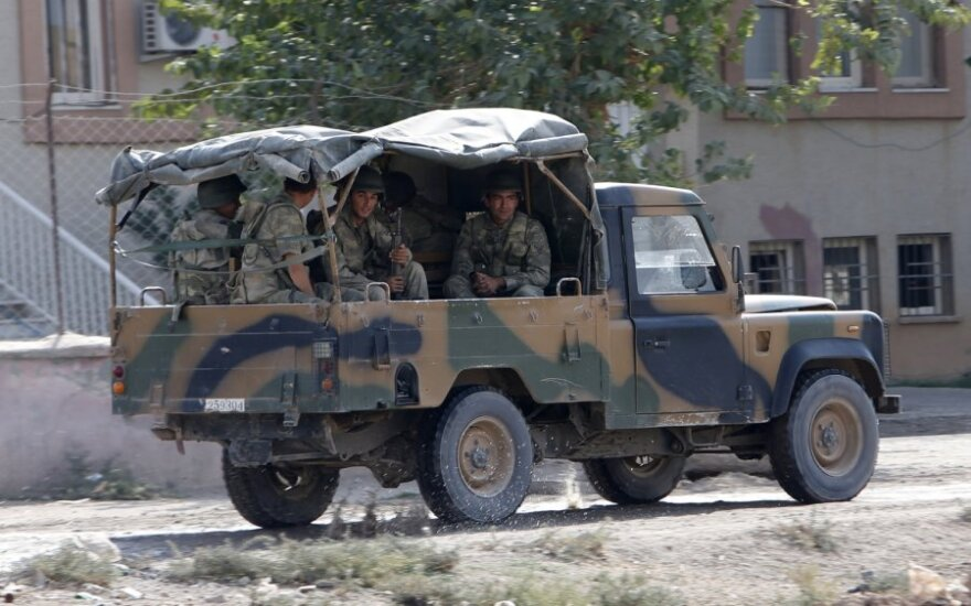 Turkijos kariai