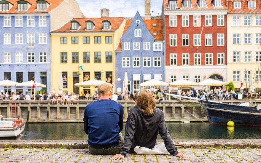 Trumpos atostogos: miestai, į kuriuos vyksta tiesioginiai skrydžiai per Valentino dieną