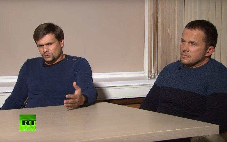 Ruslanas Boširovas ir Aleksandras Petrovas, RT stopkadras
