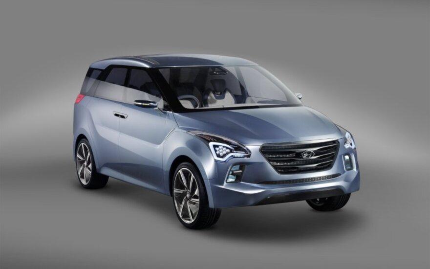 Hyundai Hexa Space koncepcija