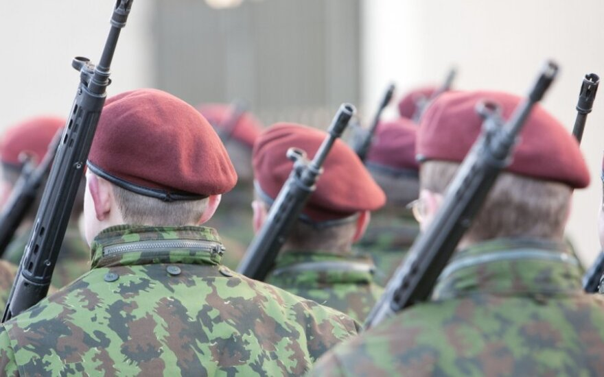 Kuriama bendra Lietuvos, Lenkijos ir Ukrainos karinė brigada