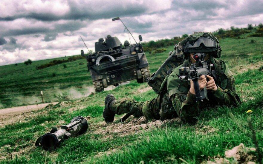 Apklausoje dėl išlaidų kariuomenei – nedviprasmiškas signalas valdžiai