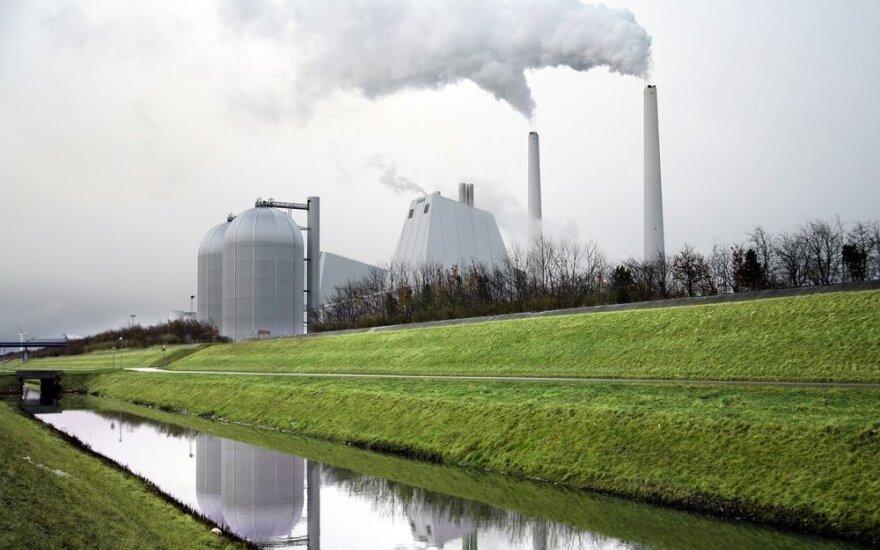 Kogeneracinė jėgainė