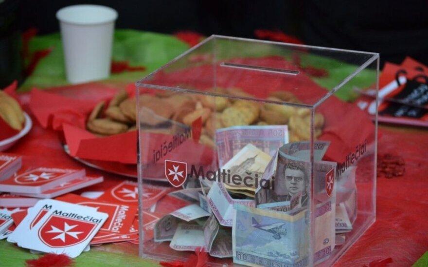Kalėdiniai renginiai uostamiesčiui padovanojo daugiau gerumo