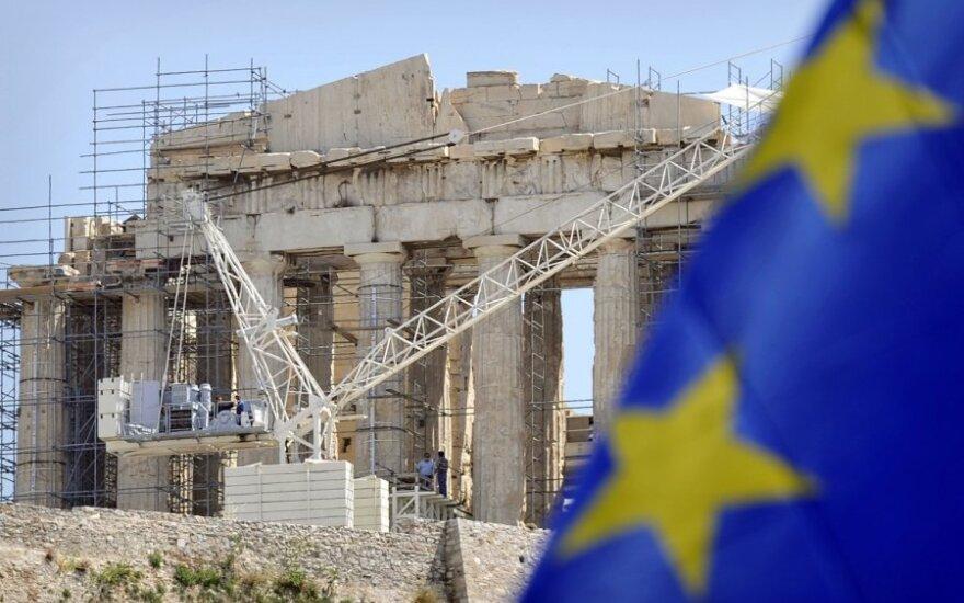 Graikai nebeišgali mokėti didelių kyšių