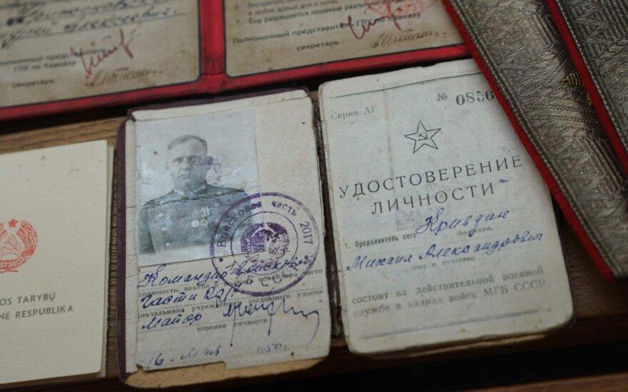 Po devyniais užraktais slėptos KGB šnipinėjimo technikos: net filmai nublanksta prieš realybę