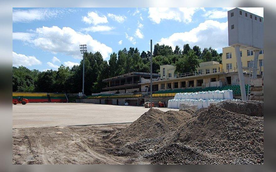 LFF stadiono rekonstrukcija