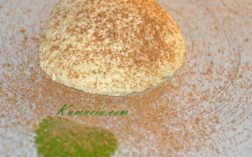 Cinamoninis naminis sūris