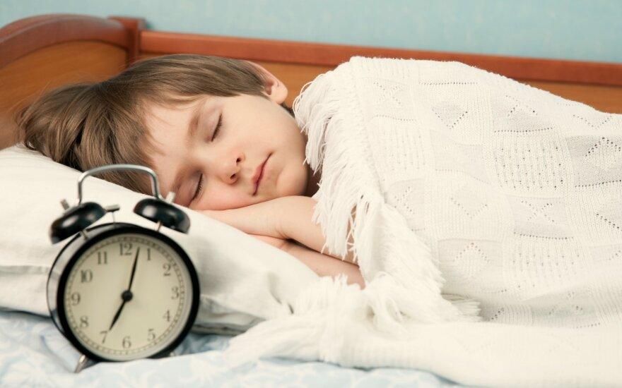 Neskubėkite keisti vaiko lovos – gerą miegą gali dovanoti tinkamai parinktas čiužinys