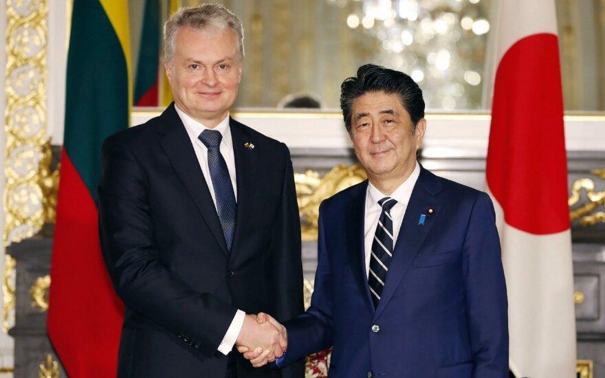 Lietuvos ir Japonijos energetikos memorandume numatytas ir paramos teikimas Baltijos šalių sinchronizacijai