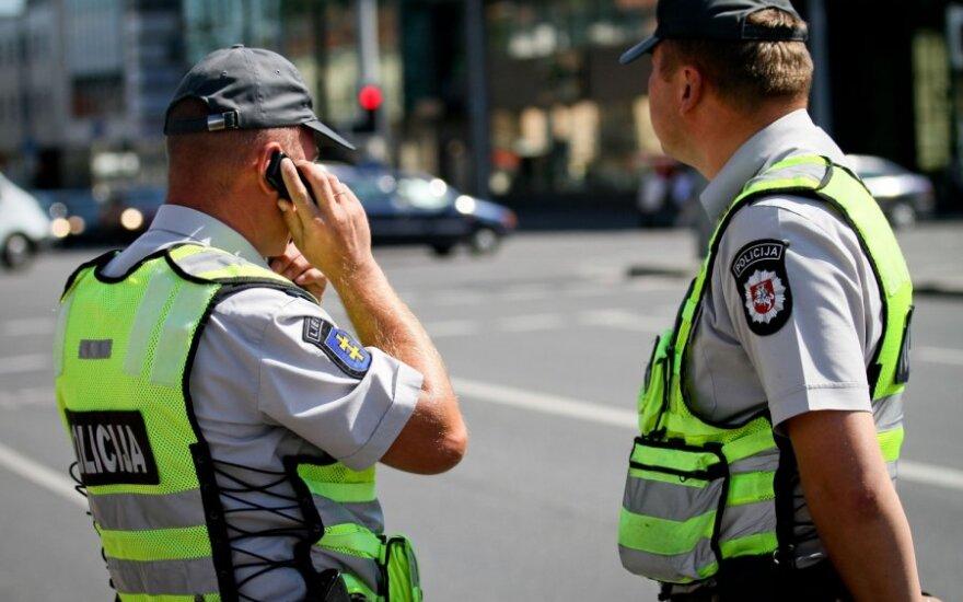 Kontrolės grupės pareigūnai nustatė 11 KET pažeidimų