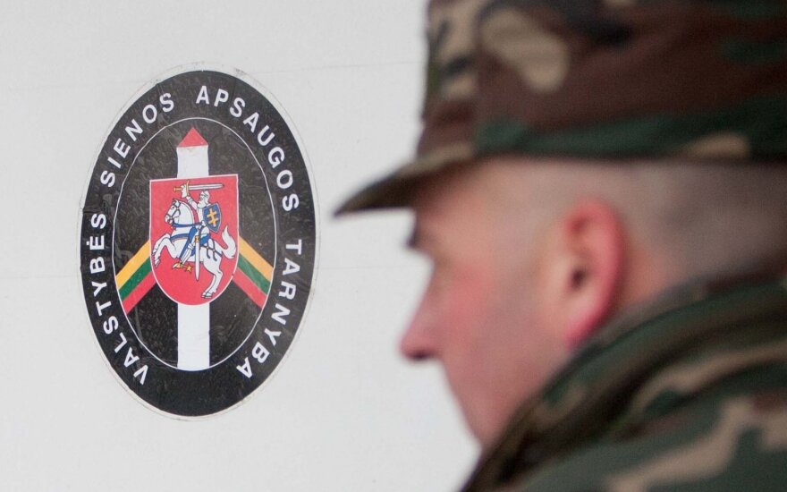 Lithuanian border guards targeted by foreign intelligence six times last year