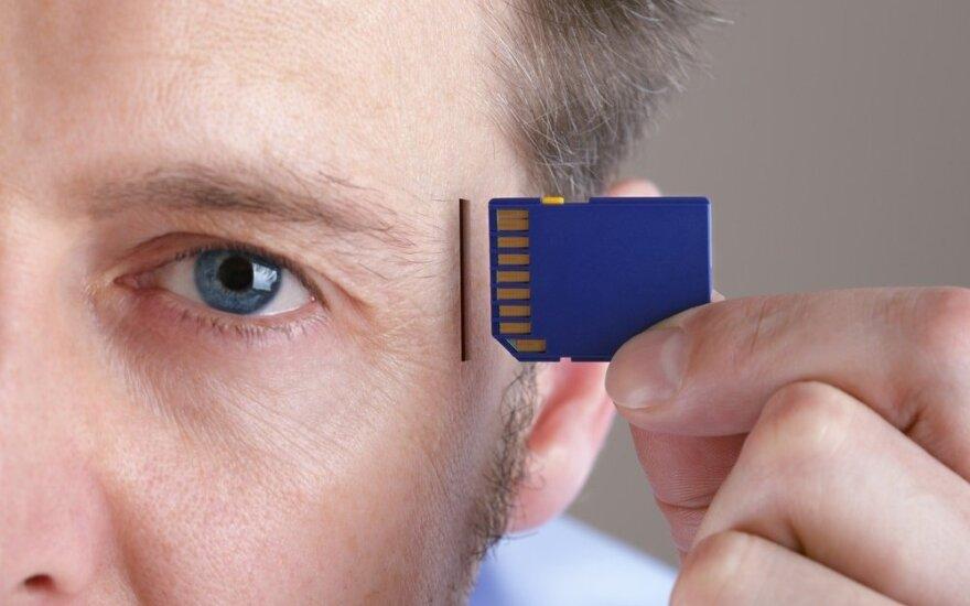 Ekspertas: nėra blogos atminties, yra tik netreniruota atmintis