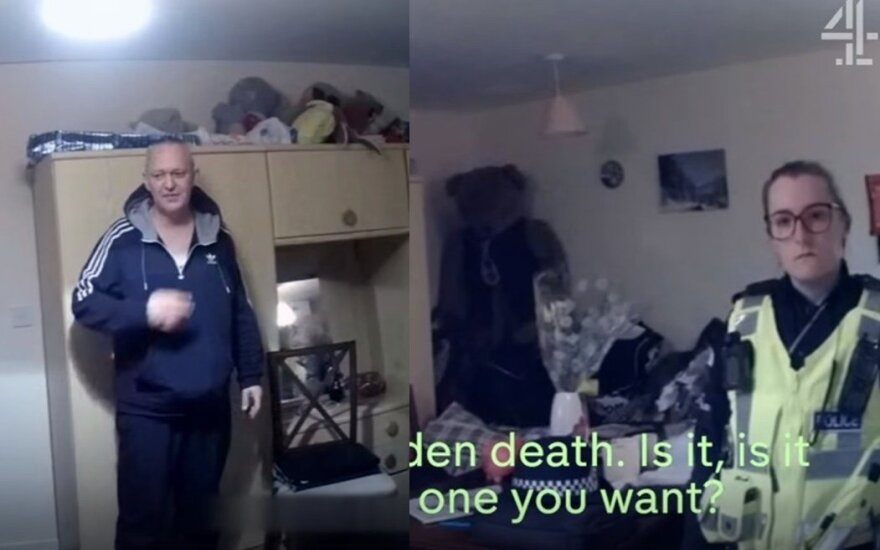 Britų televizijoje – šiurpus pasakojimas apie mirtinas lietuvių išgertuves
