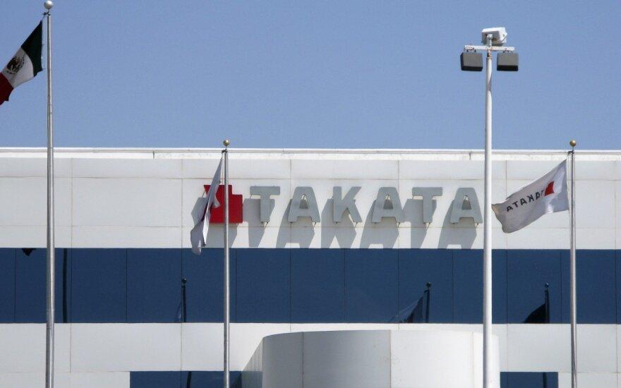 """""""Takata"""" ofisas"""