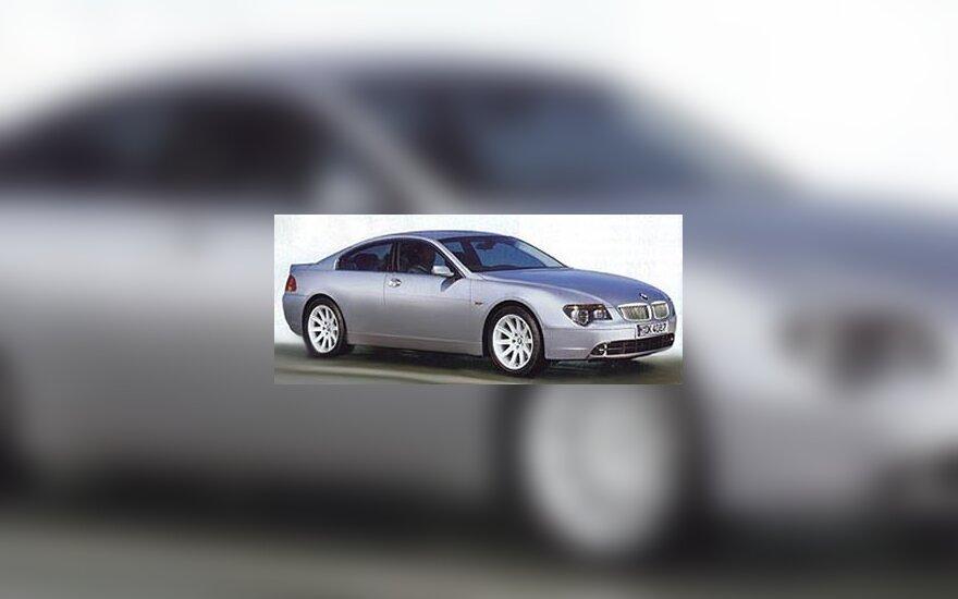 """BMW 6-Series"" automobilis"