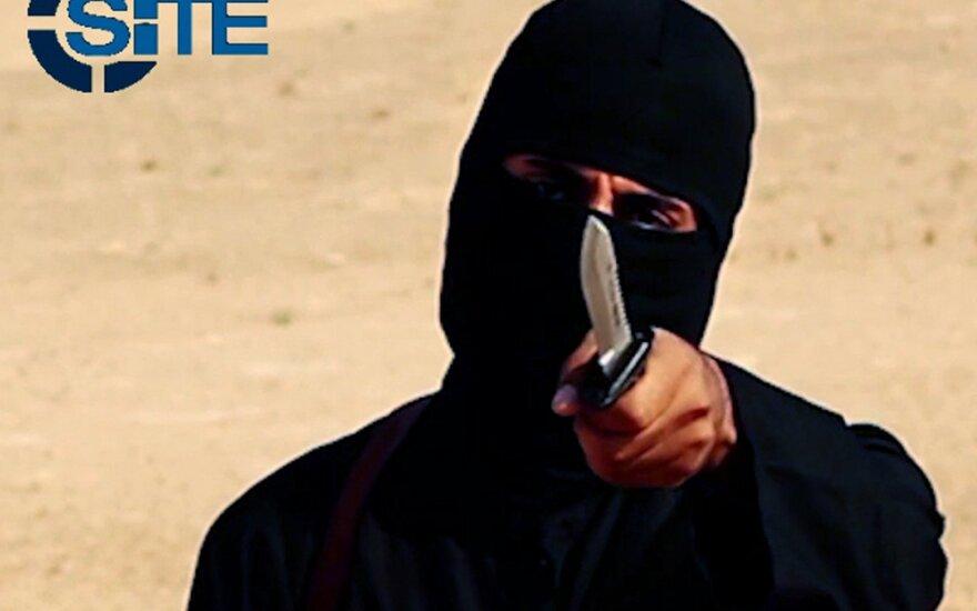 """""""Islamo valstybė"""" patvirtino: """"džihadistas Johnas"""" nukautas"""