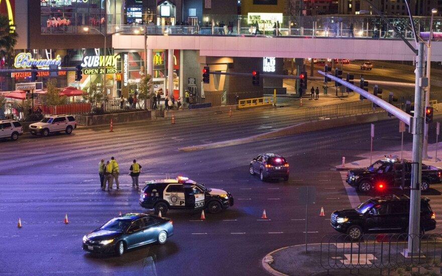 Sinsinačio centre per šaudymo incidentą pašauti mažiausiai du žmonės