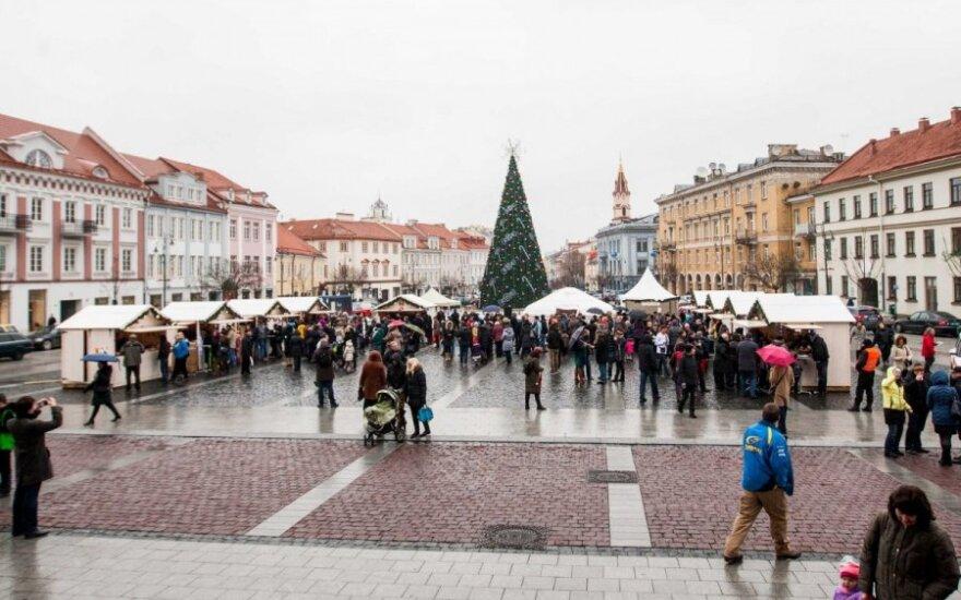 ES ateitis spręsis Vilniuje