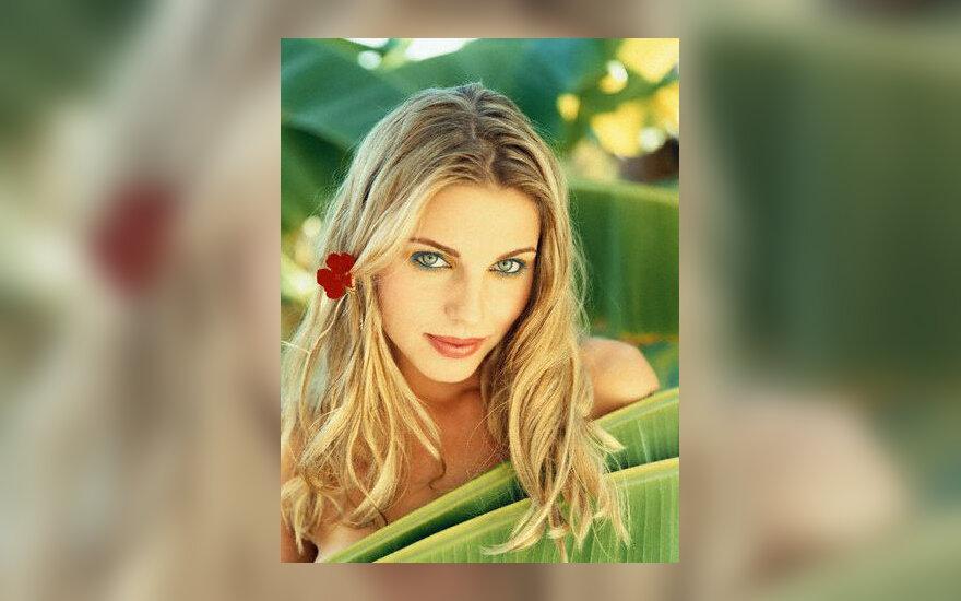 Blondinė