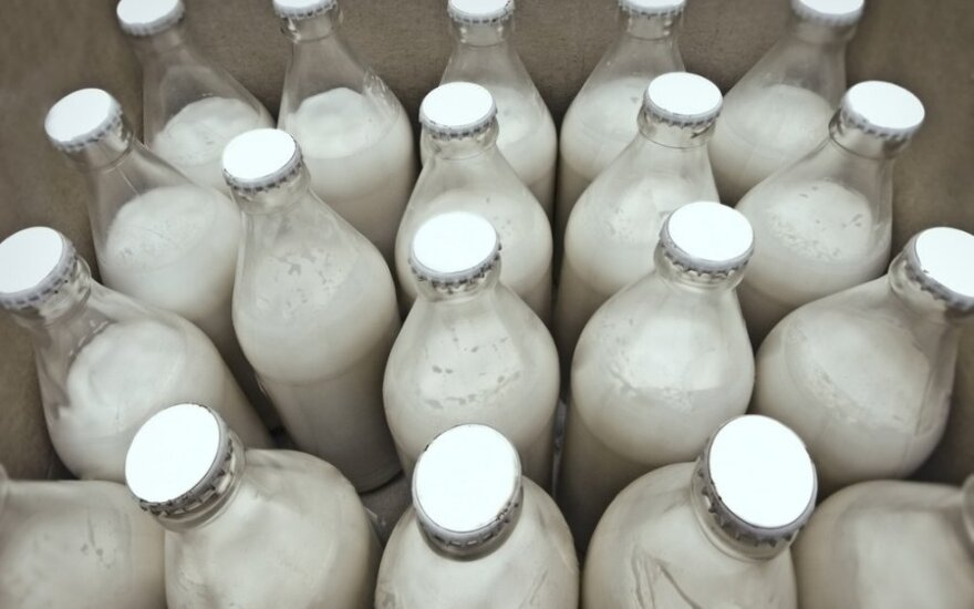 Milk price drops 20 percent