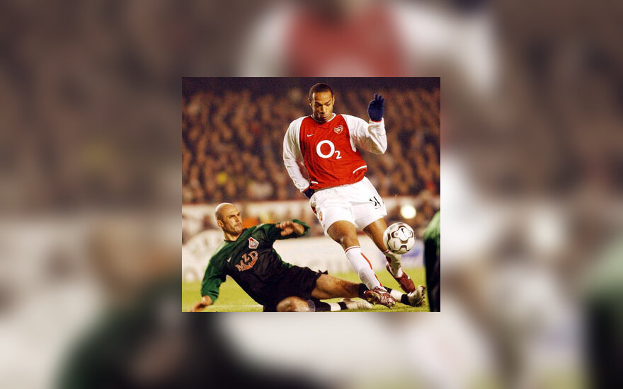 """Thierry Henry """"Arsenal"""""""