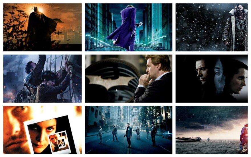 10 Christopherio Nolano filmų