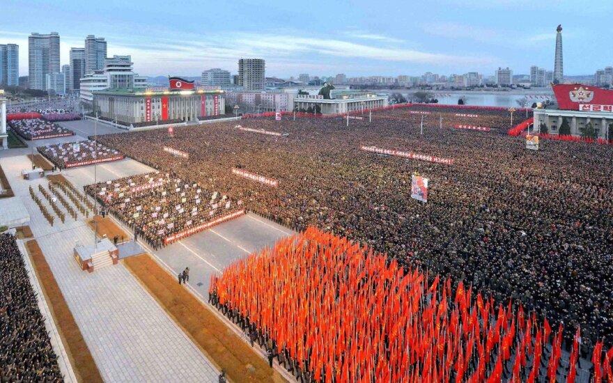 Šiaurės Korėja paskelbė Malaizijos ambasadorių nepageidaujamu asmeniu