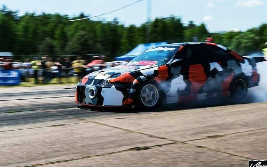 "Kirilo Šumilino ""Honda Civic"""