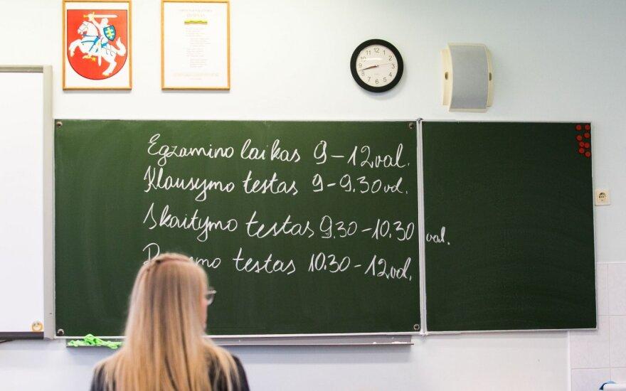 Dvyliktokas po anglų kalbos egzamino: bent vienoje srityje nesame vertinami procentais