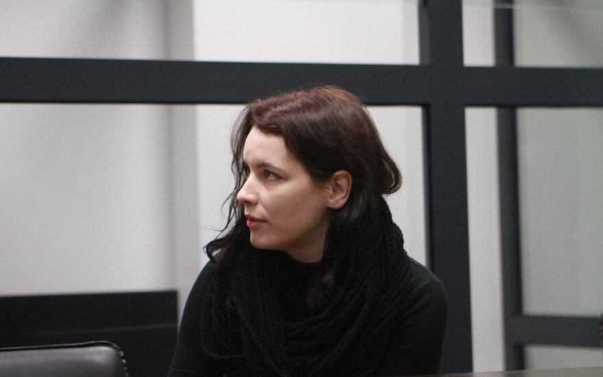 Monikos Kaziukaitytės ir Gedimino Kontenio teismas