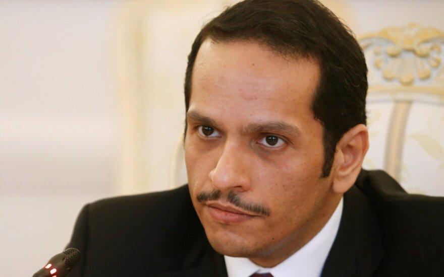 """Kataro ir JAV susitarimą dėl kovos su terorizmu laiko """"nepakankamu"""""""