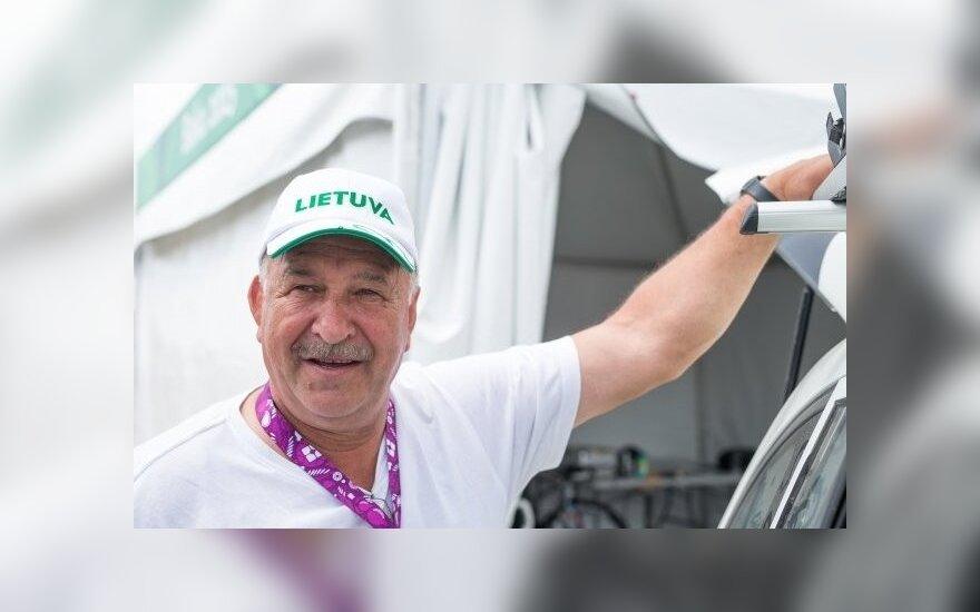 Žvaigždžių treneris V. Konovalovas: atrodo, būsiu išmestas į gatvę
