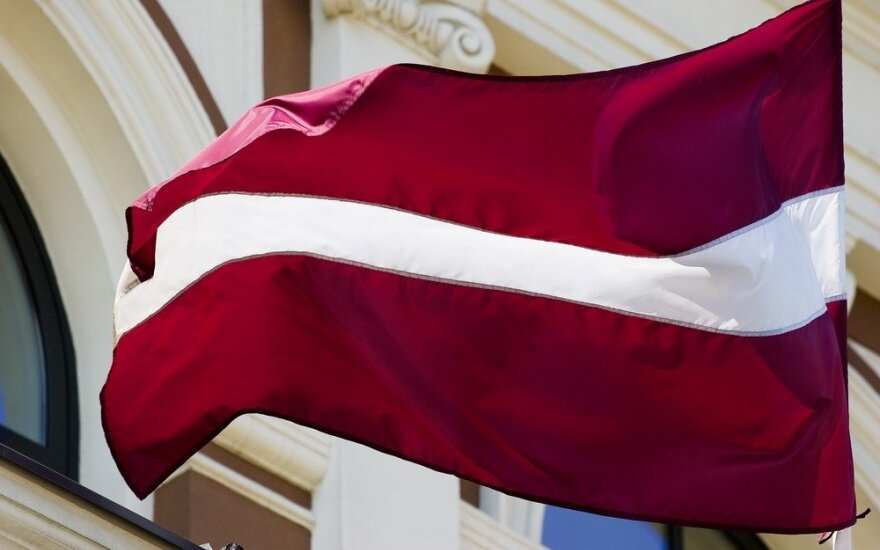 Latvian president visiting Lithuania