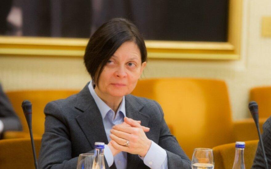 Lilija Henrika Vasiliauskienė,  Vilniaus Moterų namų nuotr.