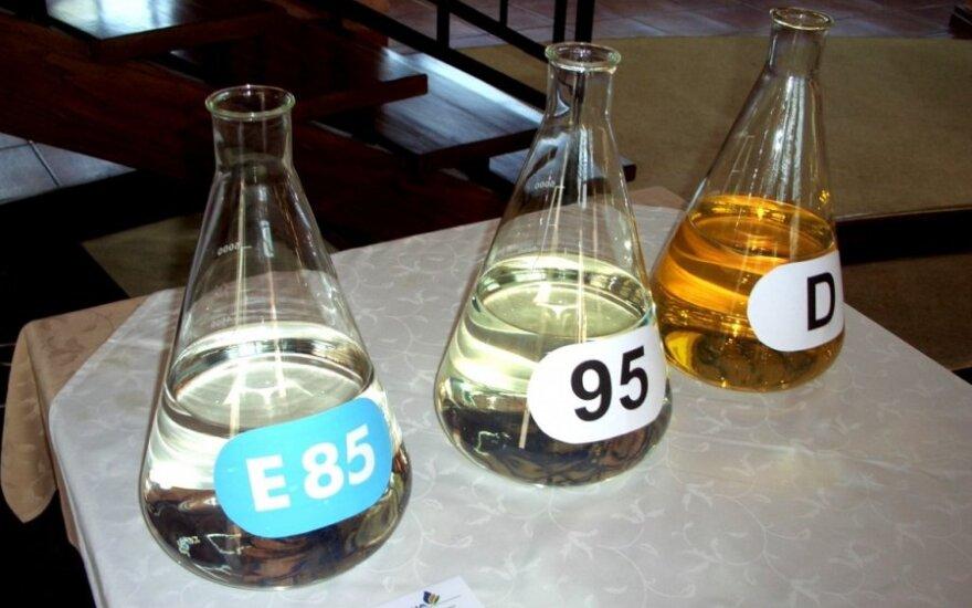 E85, bioetanolis