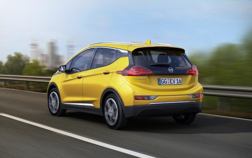 """Opel Ampera-e"""
