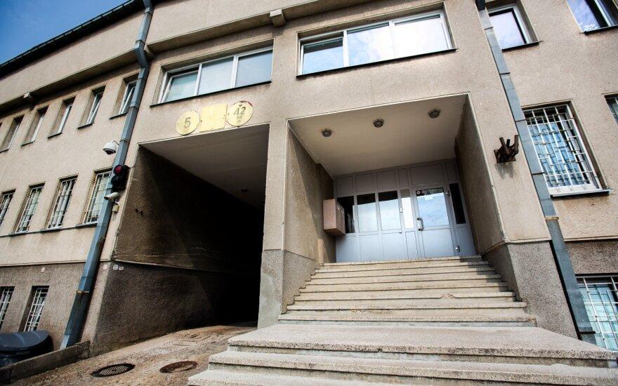 Kruvina drama Vilniaus pataisos namuose: nuteistasis padūrė kitą nuteistąjį