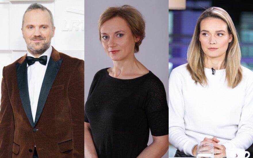 Giedrius Savickas, Vitalija Mockevičiūtė, Jurgita Jurkutė Širvaitė