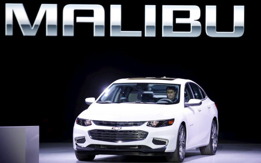"""""""Chevrolet Malibu"""""""