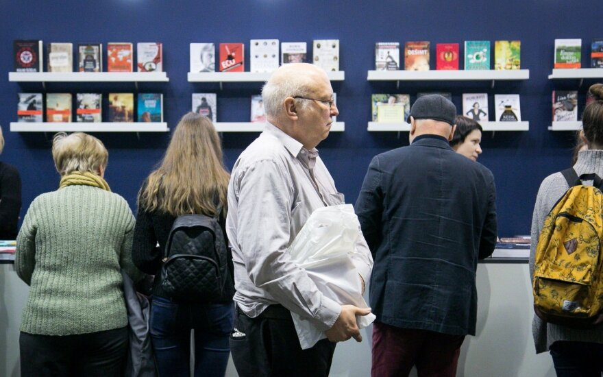 Vilnius Book Fair to highlight centennials of Lithuania, other countries