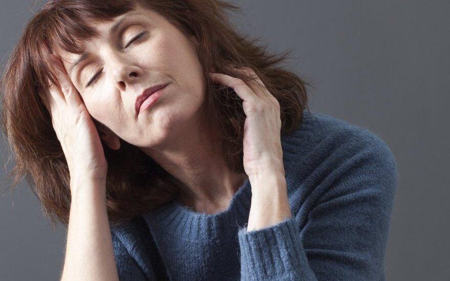 Menopauzė: kiekvienai moteriai - tai skirtingas išbandymas