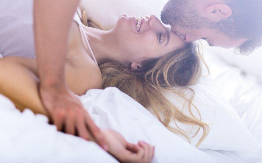 Nepakankamai vertinamos sekso pozos moterų akimis