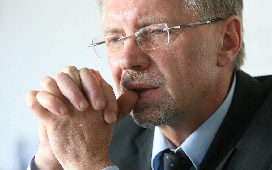 Gediminas Kirkilas, 2008 m. spalio 7 d.