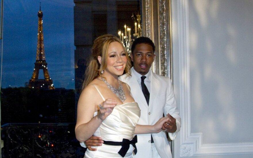 Mariah Carey ir Nick Cannon