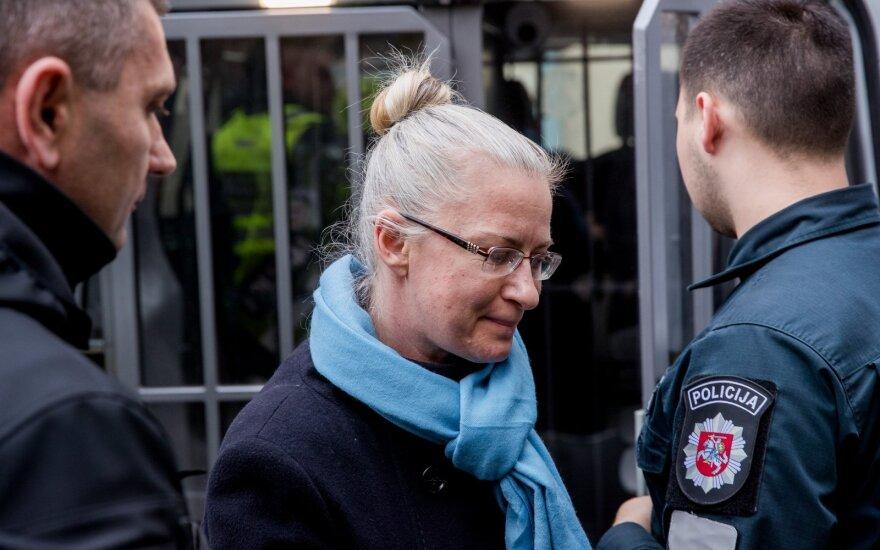 Žmogaus teisių stebėtojai aplankė Venckienę: įvertino kalėjimo sąlygas