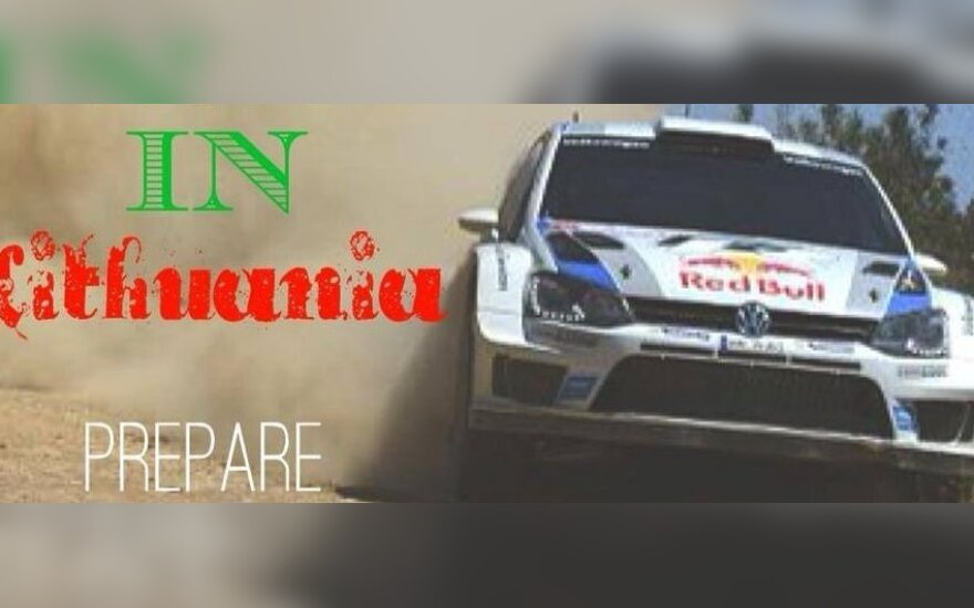 Bilietai į WRC etapą Lietuvoje – jau prekyboje