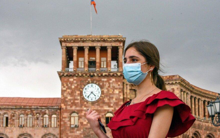 Koronavirusas Armėnijoje